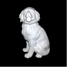"Статуэтка ""Собака"" белая"