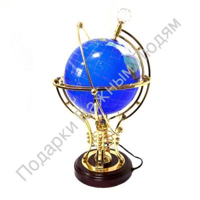 Глобус с подстветкой