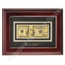 "Банкнота ""100 USD"""