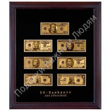 Банкноты США