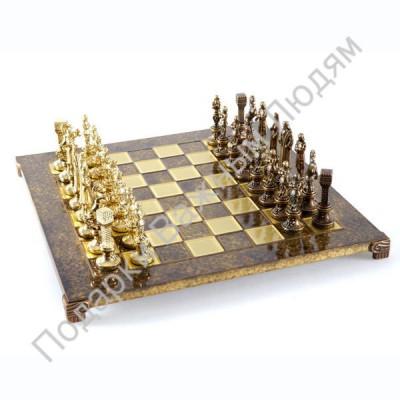 """Шахматы """"Ренессанс"""" brown"""