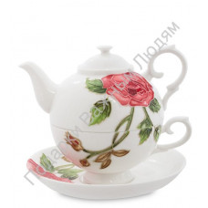 """Чайный набор """"Роза Рафаэлло"""""""