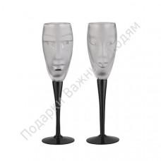 """Набор для шампанского """"Electra&Kubik"""""""