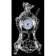 Часы настольные с ангелом