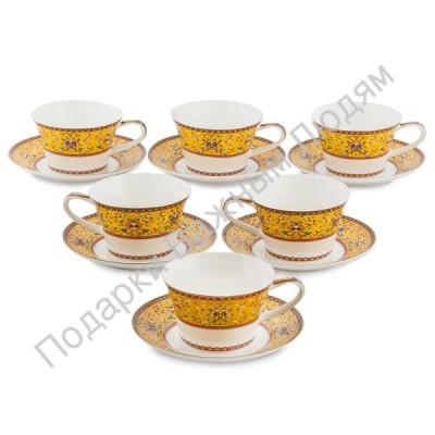 """Чайный набор """"Арабески"""" (на 6 перс.)"""