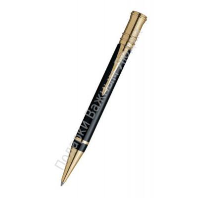 "Ручка шариковая ""Parker Duofold Black GT"""