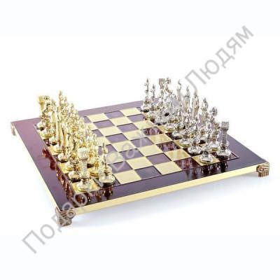 """Шахматы """"Ренессанс"""" red"""