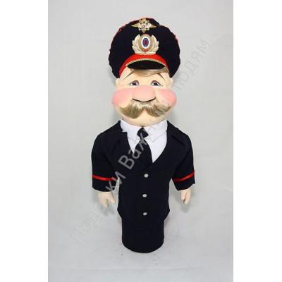 "Кукла-бар ""Полицейский"""