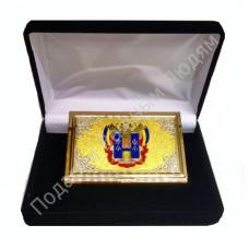"""Визитница """"Герб Ростовской области"""""""