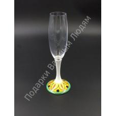 """Бокал для шампанского """"CeramicArte"""" классик"""