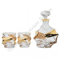 Набор для виски (6 стаканов, графин)