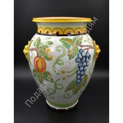 """Ваза большая """"CeramicArte"""""""