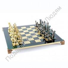 "Шахматы ""Греко-римский период"" green"