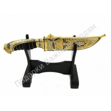 Нож украшенный H5