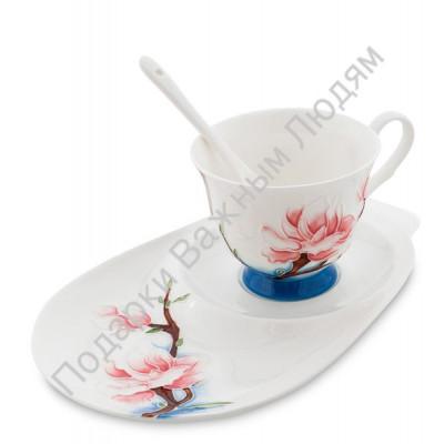 """Чайная пара """"Цветущая сакура"""""""