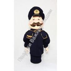 """Кукла-бар """"Железнодорожник"""""""