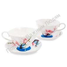 """Чайный набор """"Цветущая сакура"""" (на 2 перс.)"""