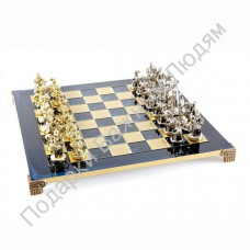 """Шахматы """"Средневековые рыцари"""" blue"""