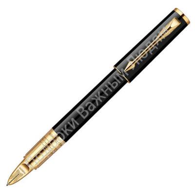 """Ручка Пятый пишущий узел """"Parker INGENUITY S Black GT"""""""