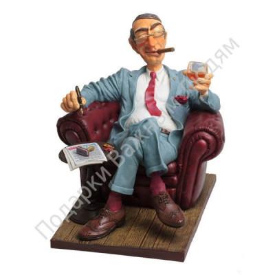 Скульптура «Большой Босс»