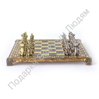 """Шахматы """"Спарта"""" brown"""