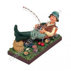 Скульптура «Рыбак»