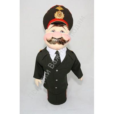 """Кукла-бар """"Генерал"""""""