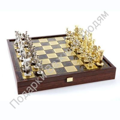 "Шахматы ""Греко-римский период"" brown"