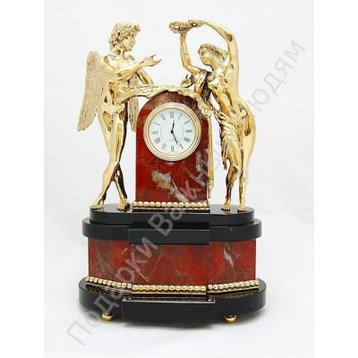 """Часы """"Амур и Психея"""""""