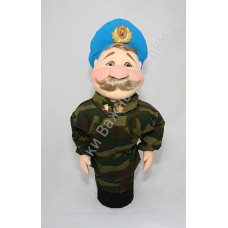 """Кукла-бар """"Десантник"""""""